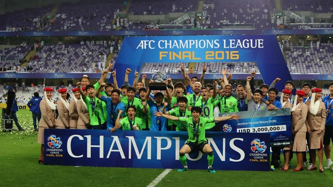Asian title is 'unforgettable dream' for Jeonbuk Hyundai Motors