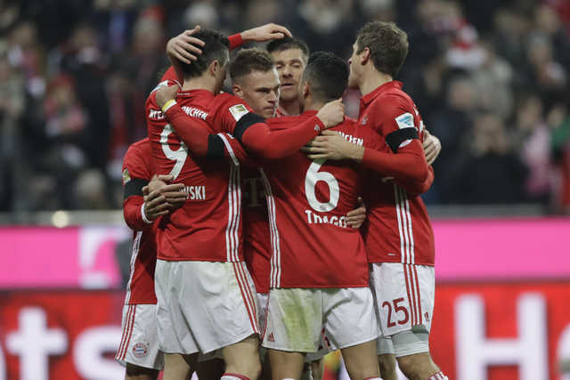 Bayern Munich end winless streak beating Bayer Leverkusen in Bundesliga