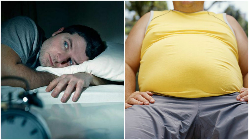 Sleeping less hurts your weight loss effort
