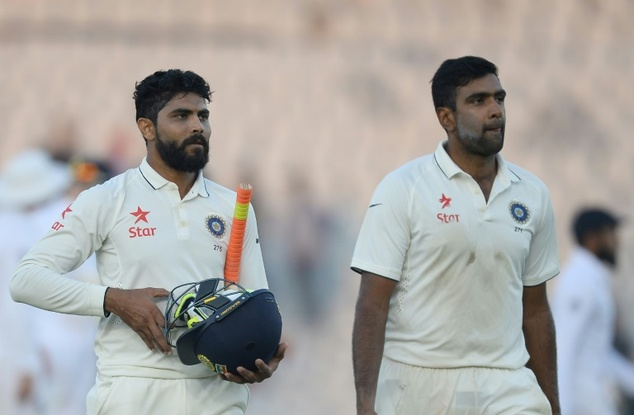 Ashwin fifty gives India edge after England fightback
