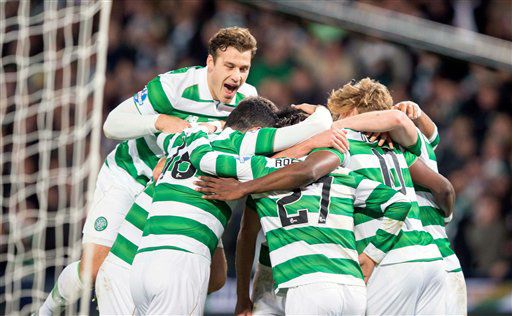 Celtic wins 100th trophy in Glasgow club's 129-year history