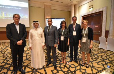 Arcadis hosts young talent program in Doha