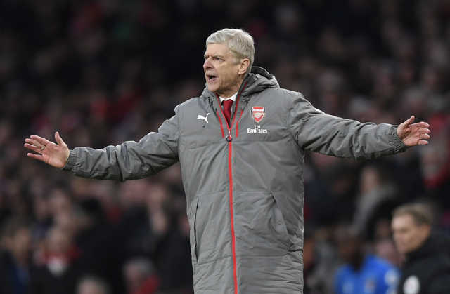 Arsenal had to steady their nerves says Wenger