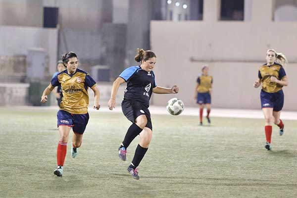 Bahrain football: Deena puts Tekkers into semis