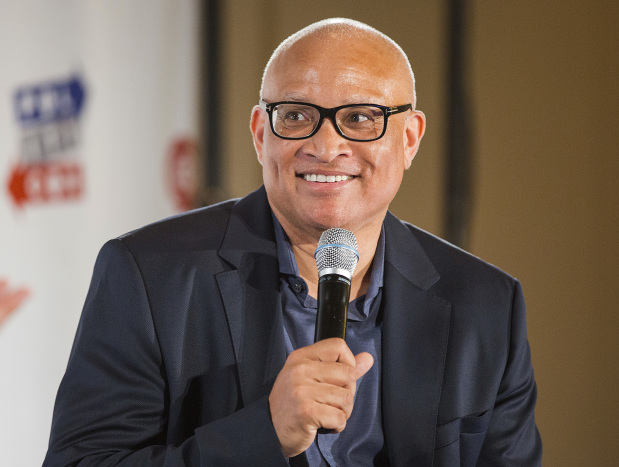 'Nightly Show' vet Larry Wilmore signs deal with ABC Studios