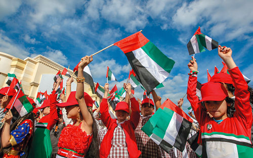 UAE gears up to celebrate 45th National Day