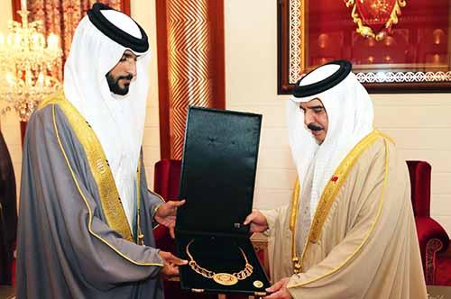 Bahrain sports: King hails Shaikh Nasser