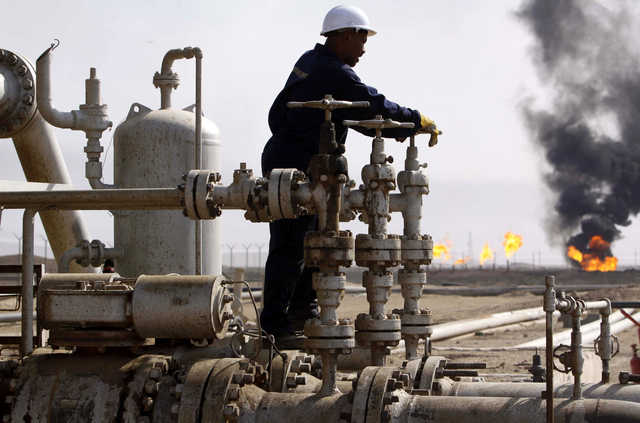 Oil jumps 8 pct as OPEC agrees first production cut since 2008