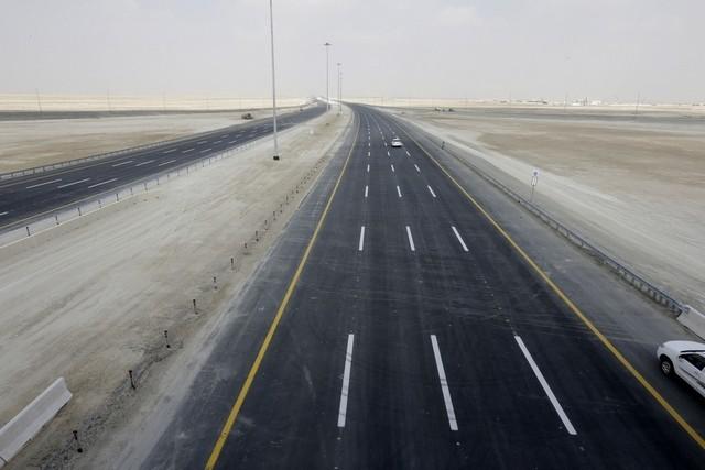 62 km highway between Dubai and Abu Dhabi inaugurated