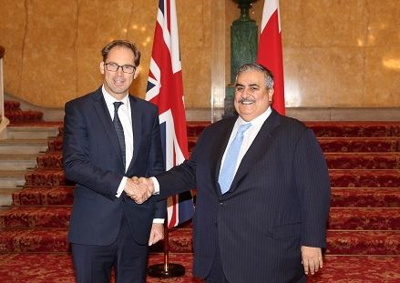 Bahraini-British Joint Work Team holds meeting in London