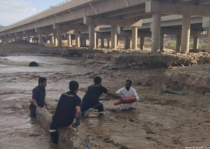 Three drown, 335 rescued during torrential rains