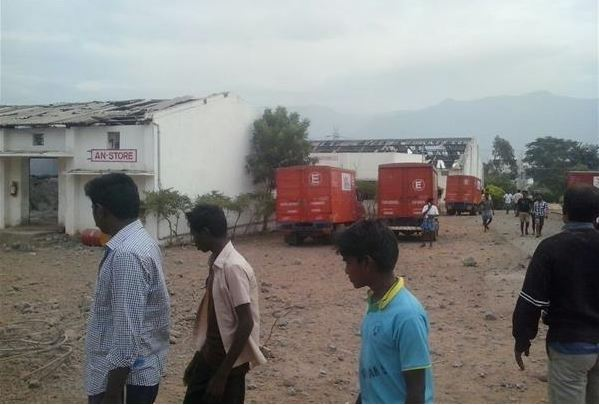 15 feared dead in explosives factory fire in India