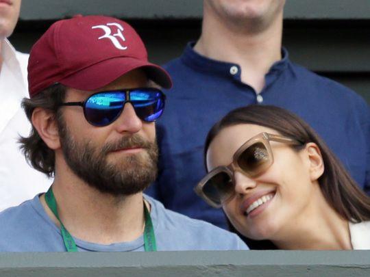 Irina Shayk pregnant with Bradley Cooper's baby