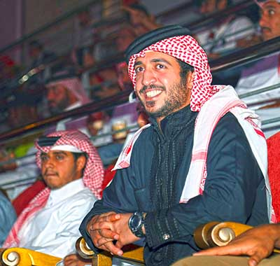 Championship poised to cross continents says Shaikh Khalid