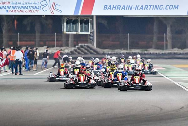 Karters set for endurance race