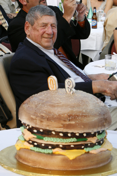 Creator of 'Big Mac' dies at 98