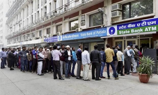 India: 1.80 lakh ATMs re-calibrated to dispense Rs 500, 2,000 notes