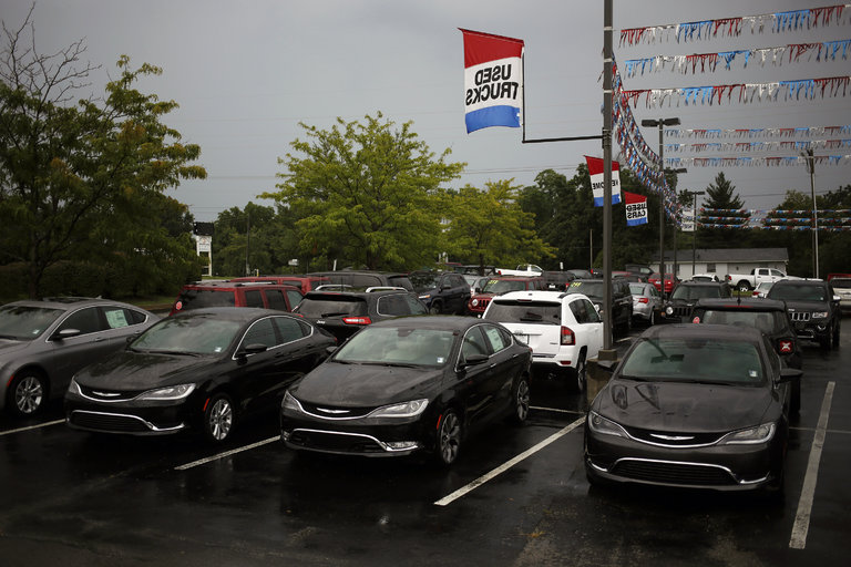General Motors and Ford Canadian auto sales soar in November rebound