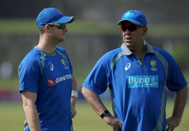 Australia coach looks to defuse Maxwell-Wade row