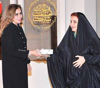 Princess Sabeeka honours female pioneers in legal and judicial fields