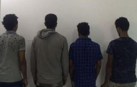 Four Ethiopians arrested for murdering Indian expat