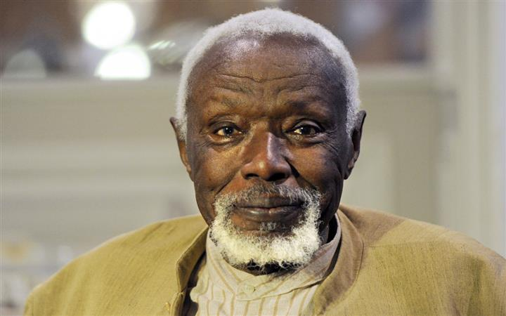Giant of African art Ousmane Sow dies at 81