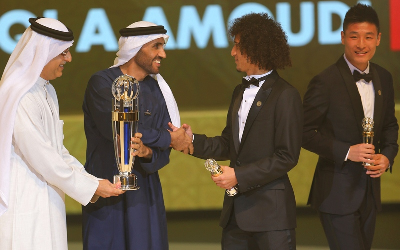 UAE's Omar Abdulrahman named AFC Player of the Year
