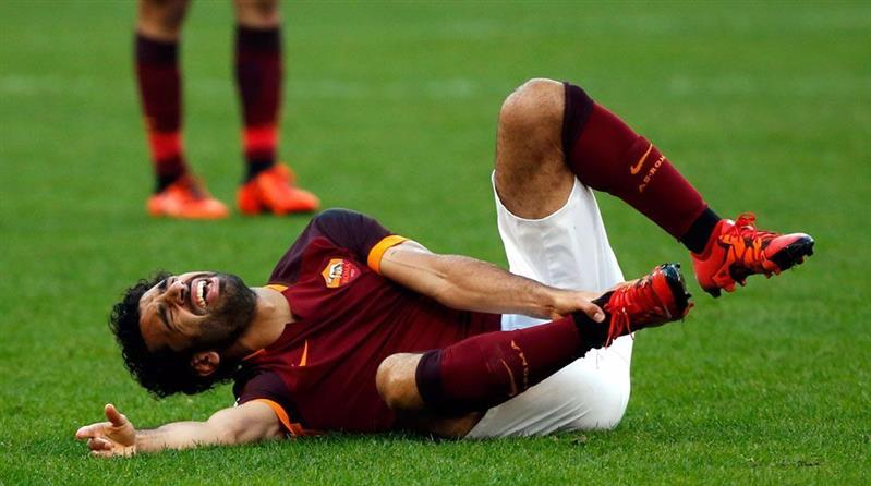 AS Roma: Salah out of Rome derby