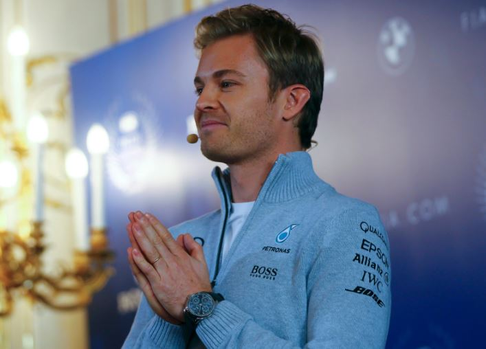 Rosberg stuns Formula One with retirement bombshell