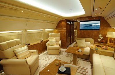 Airbus highlights corporate jet at MEBAA show