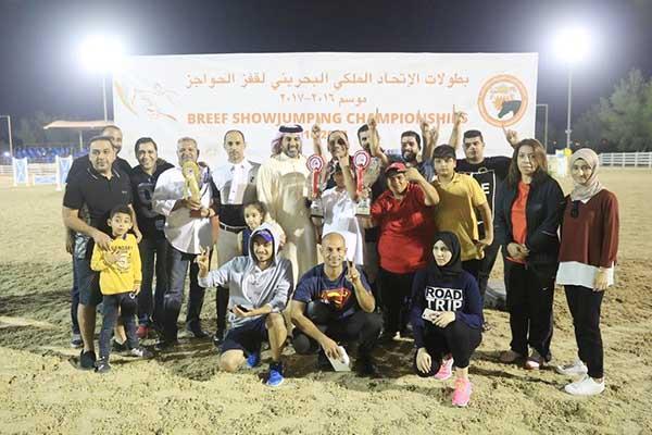 Bahrain: Ghazwan lifts showjumping grand prize