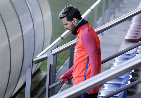 Messi aims to end goal drought
