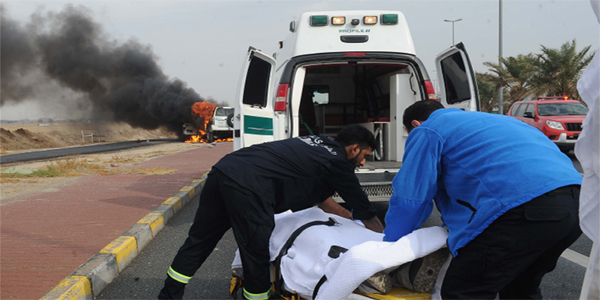 355 died in accidents in 11 months in Kuwait