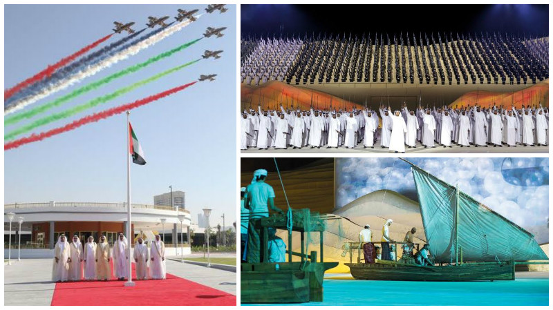 PHOTOS: UAE celebrates 45th National Day