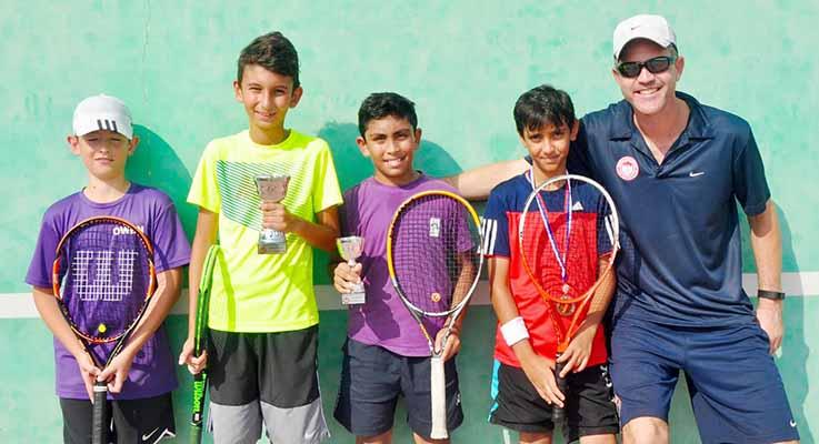 Bahrain: Tristan bags title