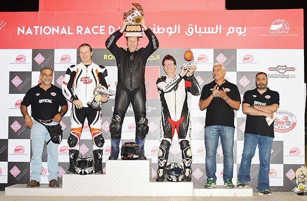 Bahrain: Alneaimi and Alshammari shine