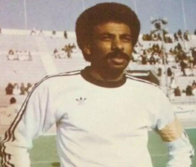 Former Saudi football player dies