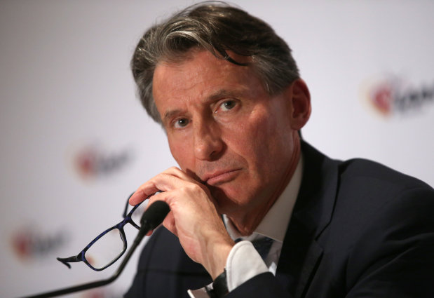 Coe ushers in brave new world for IAAF
