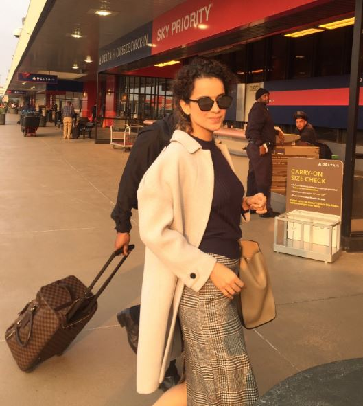 Kangana: People tried to shame me for not knowing English