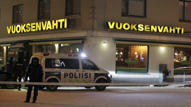 1 politician, 2 reporters killed in Finland shooting