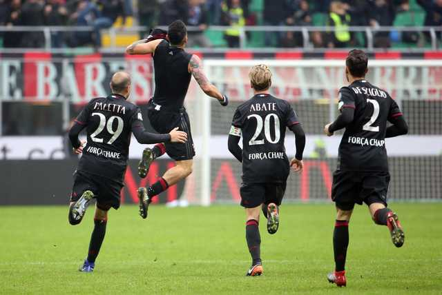 Serie A: Lapadula saves AC Milan blushes with Crotone winner