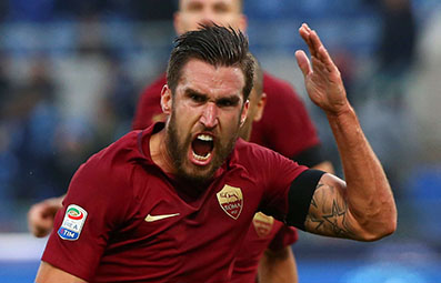 Roma pounce on Lazio errors to win hot-tempered derby