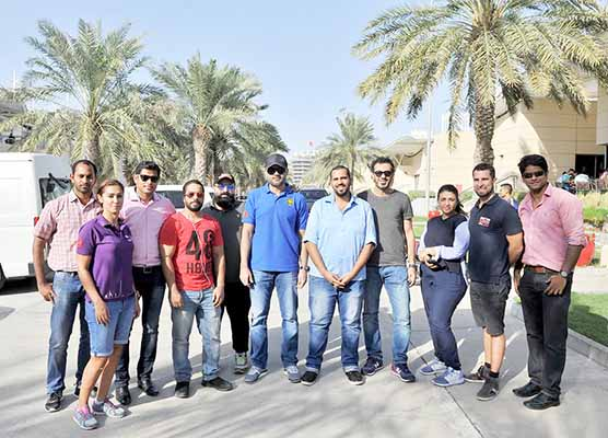 Bahrain: Ironman officials arrive in Bahrain