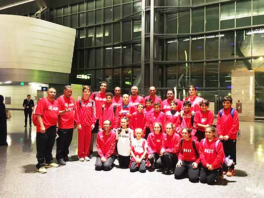 Bahrain: Elite swimmers bag 71 medals in Doha