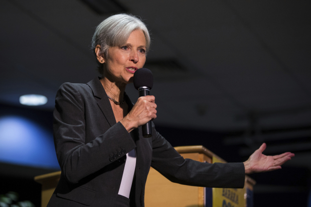 Green Party's Stein drops Pennsylvania presidential recount petition