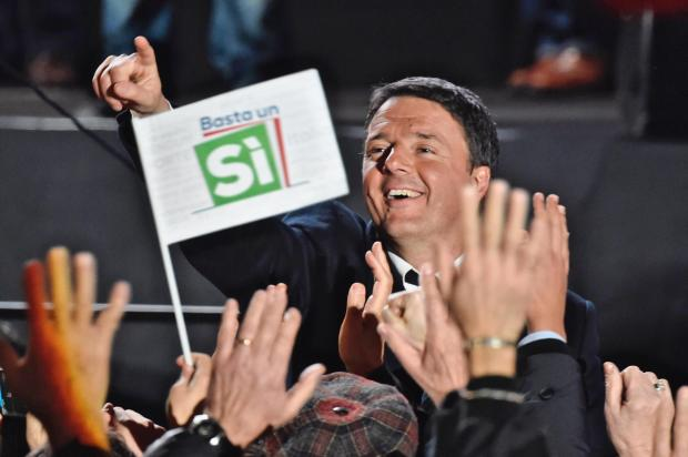 Europe holds its breath as Italy votes for change