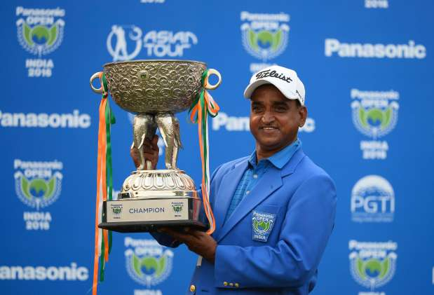 Kumar clinches Panasonic Open India title