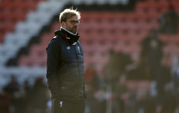 We gave it away says Klopp after Liverpool collapse