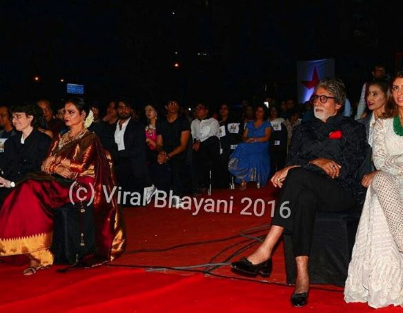 Bollywood: Star Screen Awards: Salman and Shah Rukh set the stage on fire