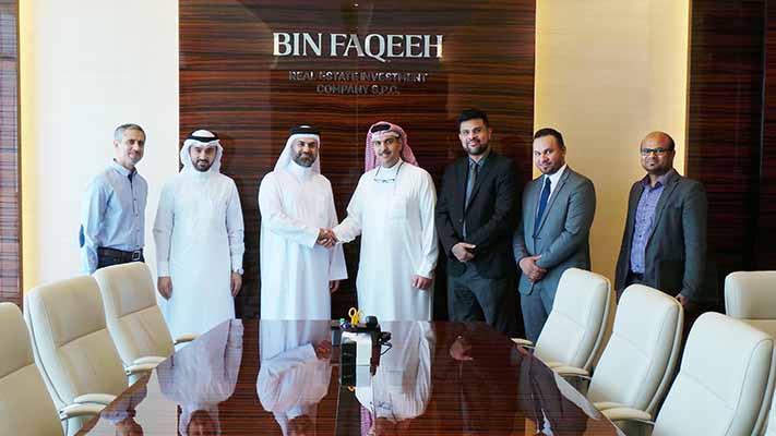 Kanoo IT signs major accord with Bin Faqeeh